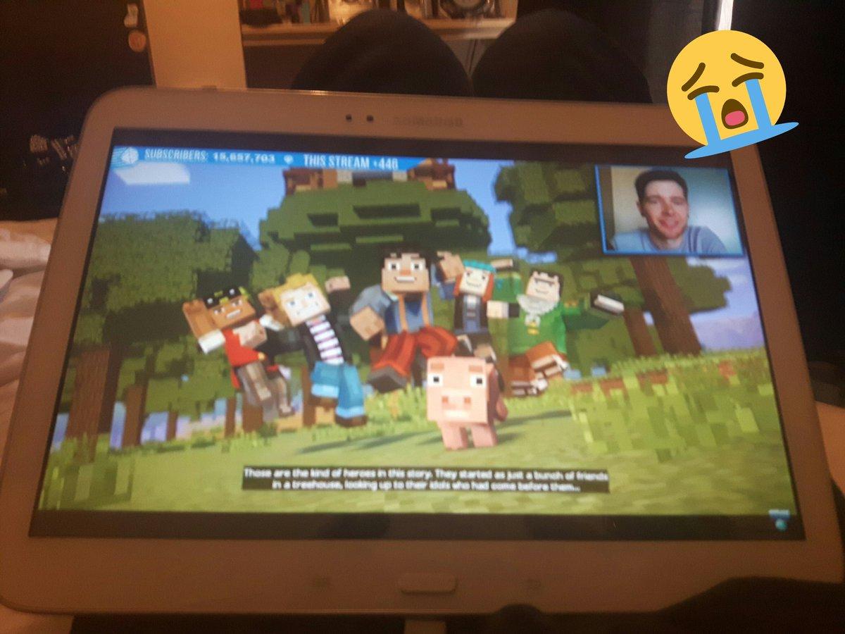 ᴅᴀɴᴛᴅᴍ On Twitter Minecraft Story Mode Season 2 Episode