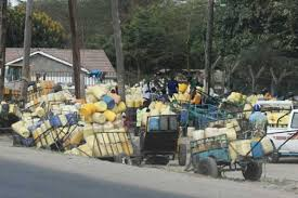#TheCorruptJoho sanitation is an issue in Nairobi. <br>http://pic.twitter.com/sabREuy8dB