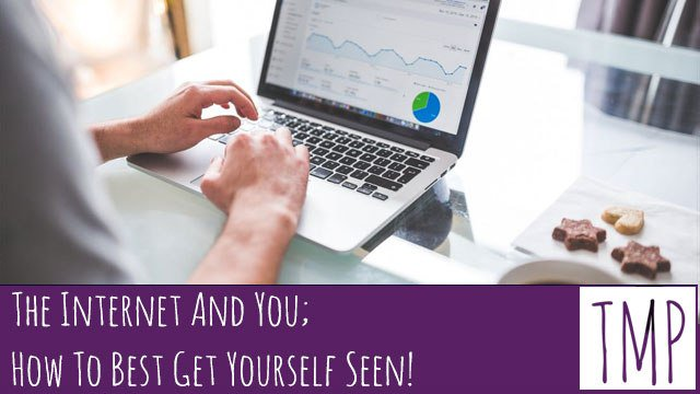 The Internet And You; How To Best Get Yourself Seen! #digitalmarketing #seo #ppc  http://www. thatmarketingpunk.co.uk/internet-best- get-seen/ &nbsp; … <br>http://pic.twitter.com/cfHqiEhQ07
