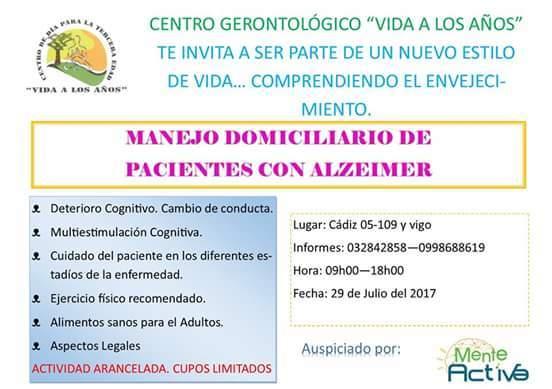 ecuprom #Ambato #Cursos #Capacitacion #AdultoMayor #Familia #Alzheimer <br>http://pic.twitter.com/PbO00cxy4L<br>http://pic.twitter.com/dN3vSTvDyi