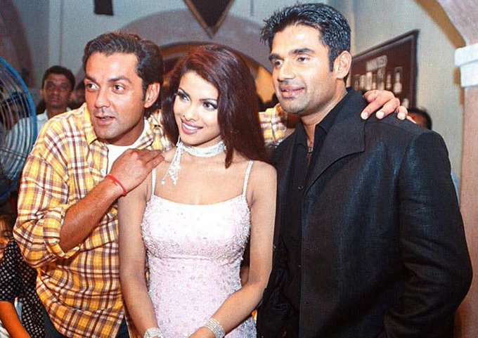 Wishes a very Happy Birthday to Priyanka Chopra .. and ..