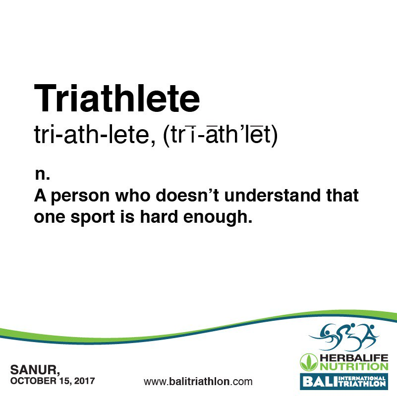 Herbalife Bali International Triathlon • 2017