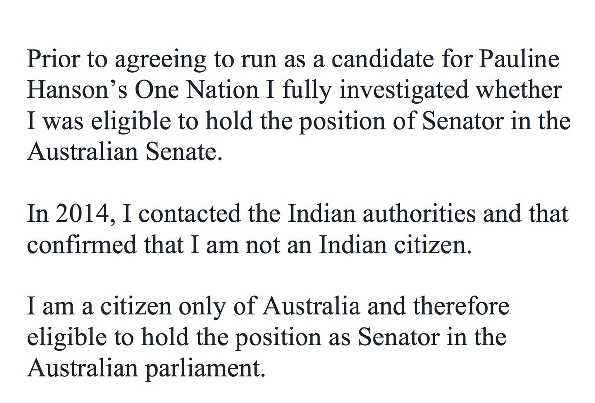 We Have Online Ancestry Databases Suggesting A One Nation Senator Travelled On A UK Passport