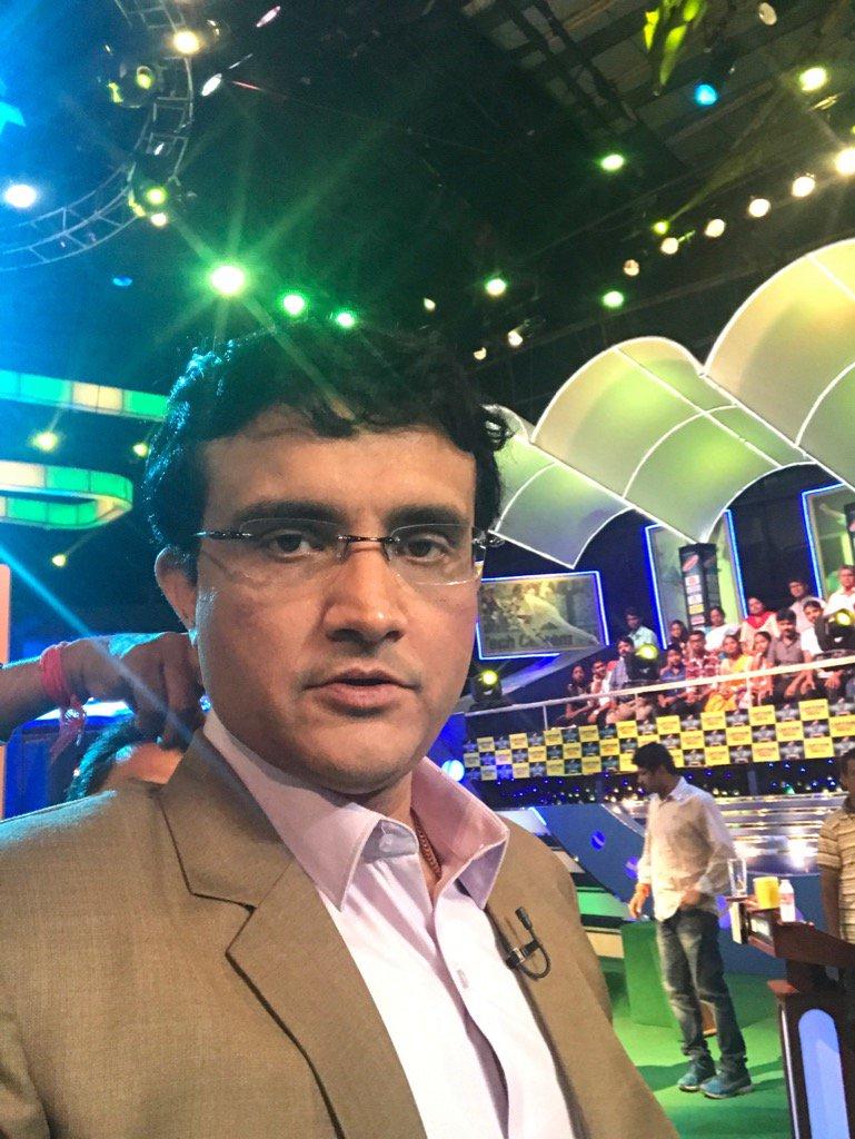 Sourav Ganguly on Twitter: