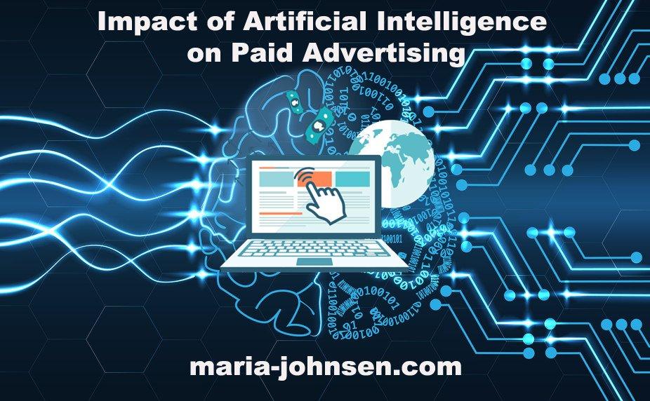 Impact of #ArtificialIntelligence on #PaidAdvertising  http:// maria-johnsen.com/multilingualSE O-blog/impact-of-artificial-intelligence-on-paid-advertising/ &nbsp; …  … #technology #facebookads #googleadwords #AI #<br>http://pic.twitter.com/M6a61hcrFg