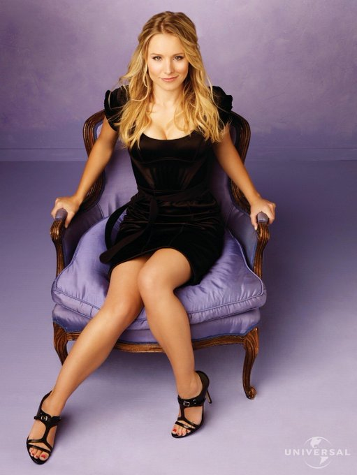 Happy Birthday to Kristen Bell who turns 37 today!