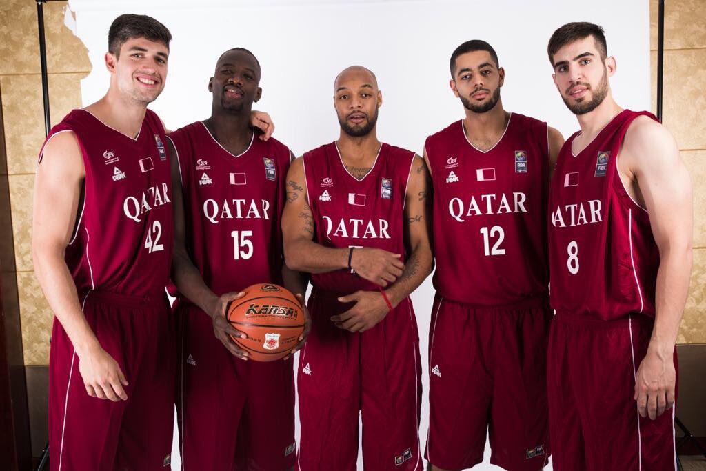 المنتخب القطري لكرة السلة يشارك في بطولة كأس التحدي
