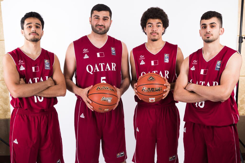 QATAR NATIONAL BASKETBALL TEAM TO PLAY IN ATLAS CHALLENGE - CHINA