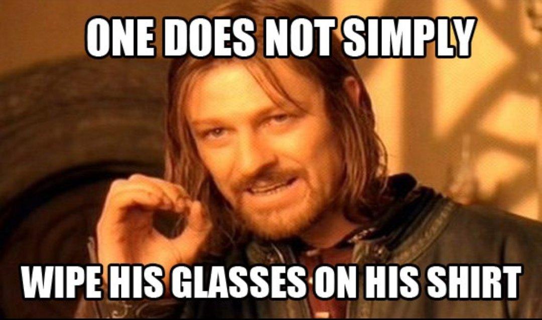 Pleeeeaasssee do NOT do this. Listen to wisdom. #TuesdayTips #dontdoit #Glasses <br>http://pic.twitter.com/ZCEDlX327H
