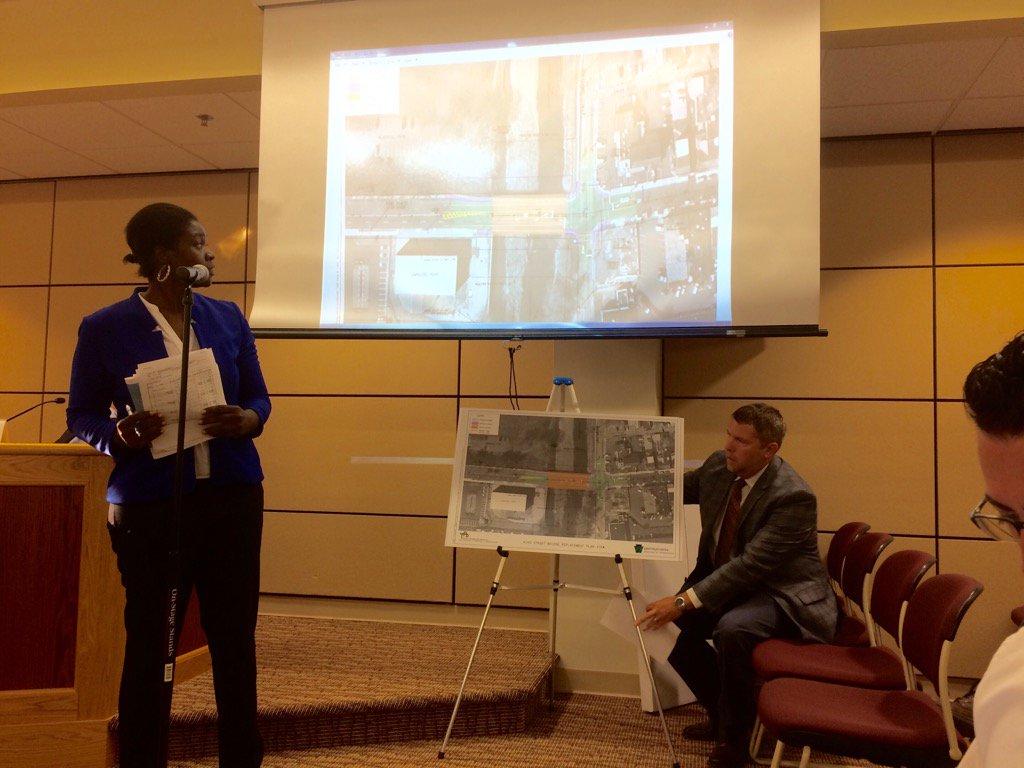 Traffic Planning & Design holding public hearing on replacing King Street Bridge over Manatawny Creek. https://t.co/PVS0Yu6h7w
