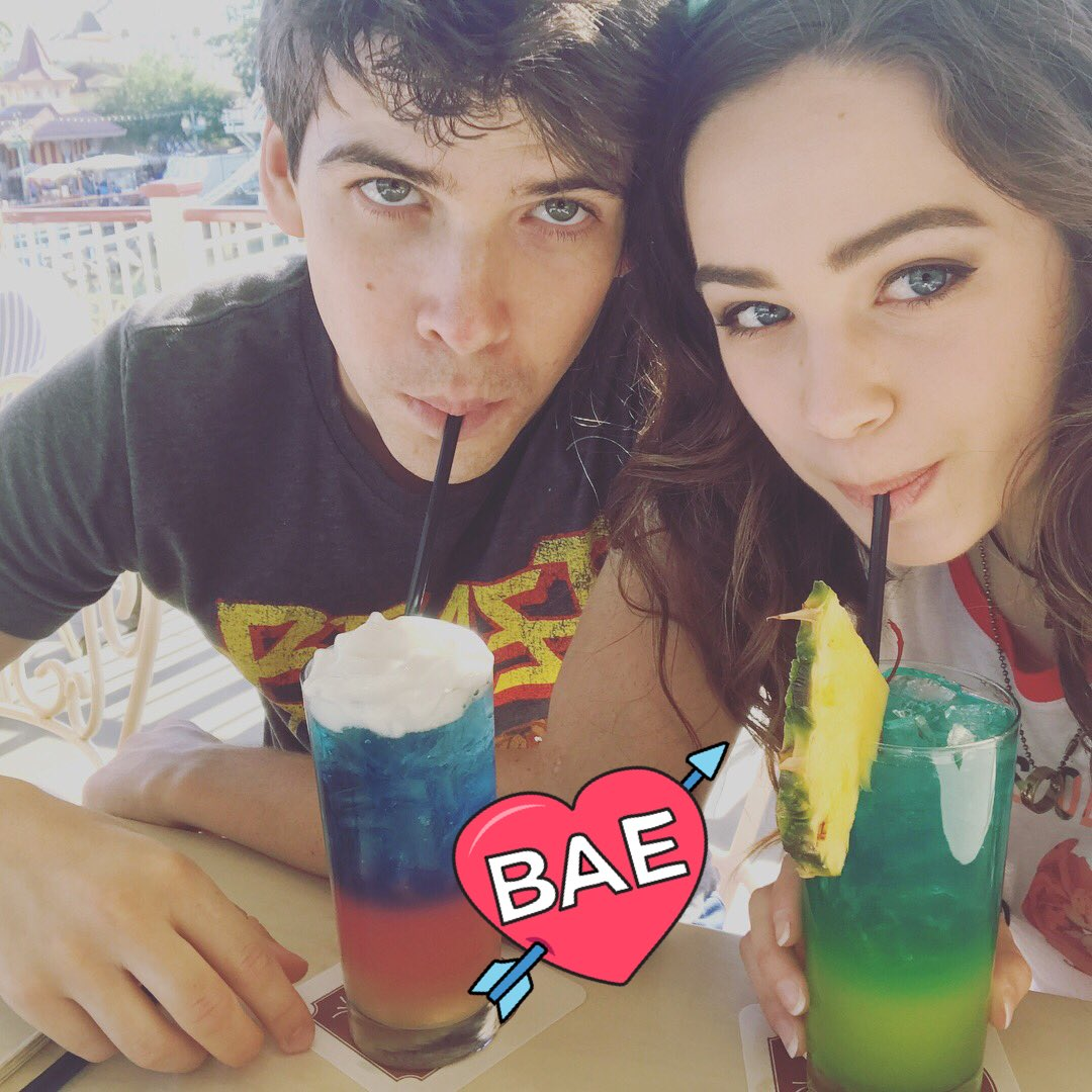 mary mouser dating history