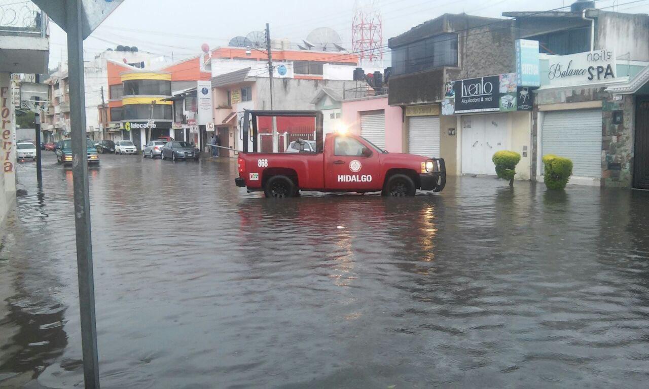 Resultado de imagen para inundaciones los tuzos pachuca