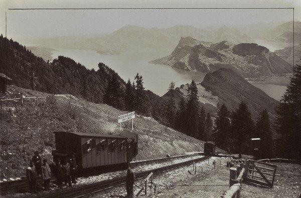 DEb4TfFXUAE kHp - The Pilatus Bahn at 130