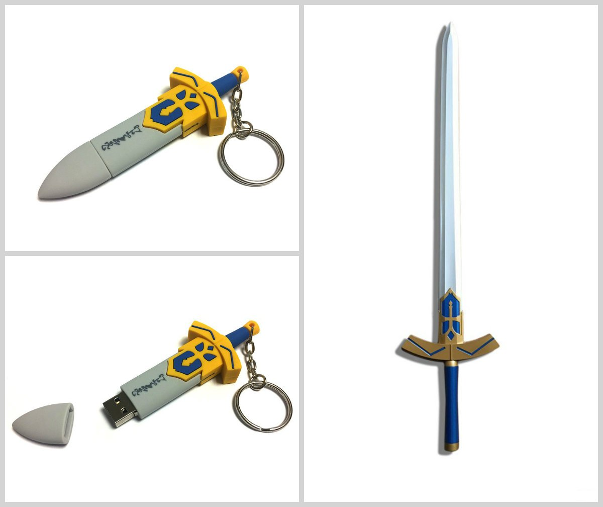 Own your very own Excalibur in form of an 8GB USB 3.0 and foam sword! Pre-order today! ⚔️ https://t.co/7JwiKFCldn https://t.co/NFYe6RD0GE
