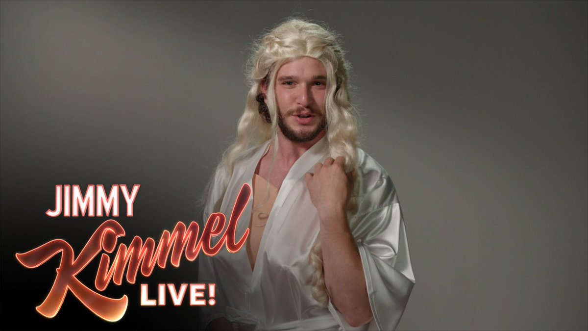 Kit Harington's never-before-seen @GameOfThrones audition tape… #WinterIsHere