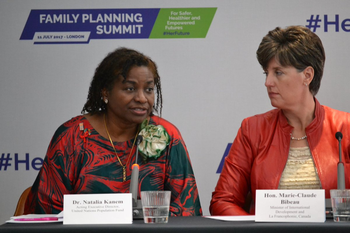 UNFPA, Gates Seek National Emergency On Family Planning