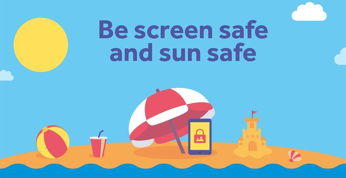 Keeping kids safe in the sun and on the...