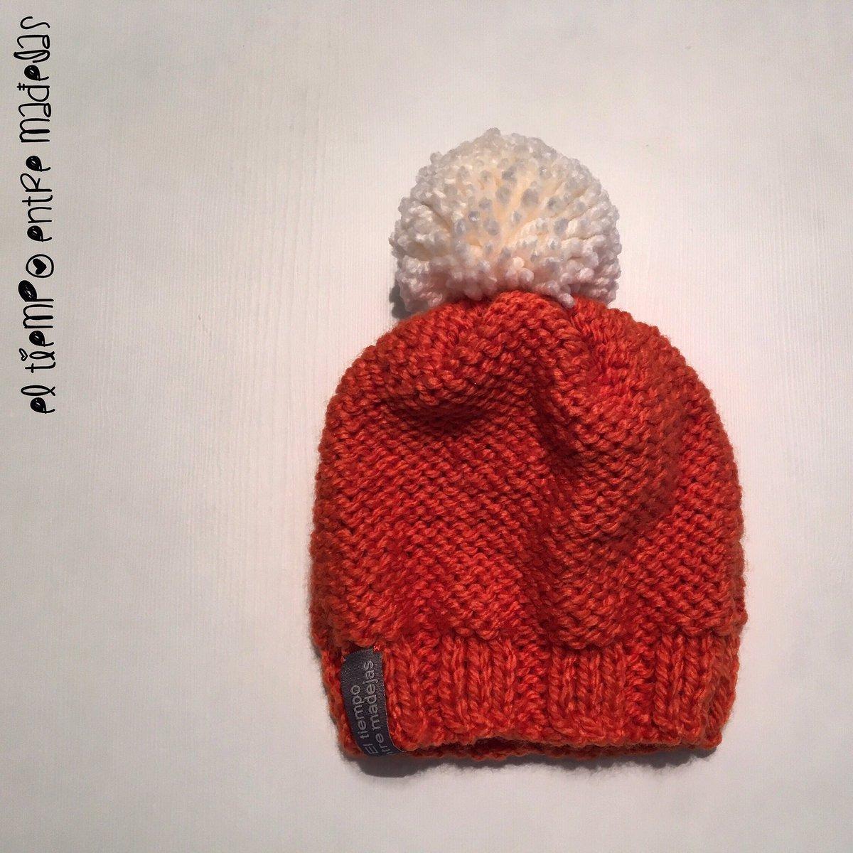 orange is the new black gorro hay bonnet lana wool