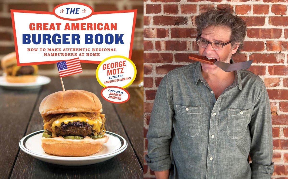 Food filmmaker and hamburger expert @MotzBurger will be at @bleeckerburger on Saturday. All the details: https://t.co/TnkegbZ7y5 https://t.co/KUez64jYSx
