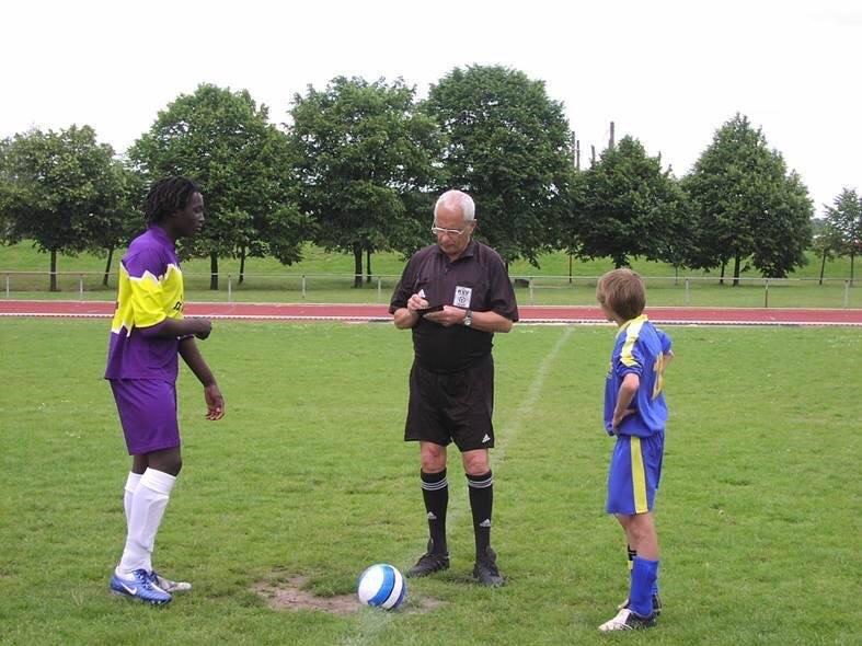 MY-nın yeni transferi Lukaku 13 yaşında (foto)