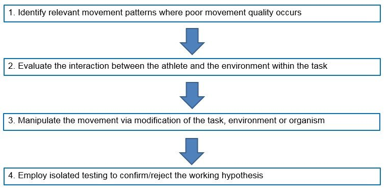louis howe on twitter examples of implementing a constraints based approach for identifying movement faults httpstcoclihpfj5pb