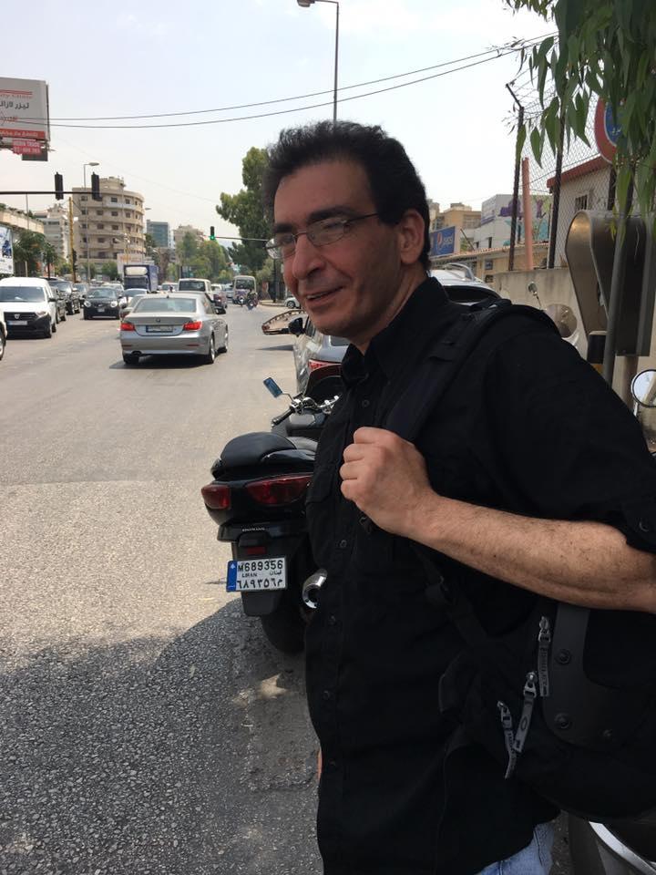 إخلاء سبيل الصحافي فداء عيتاني https://t.co/1XkvXIcMeL
