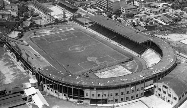 #AcervoOGlobo: São Januário, estádio do Vasco, coleciona glórias no futebol, política e cultura. https://t.co/sVJ3FVOgCL