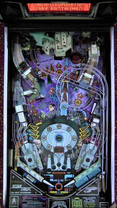 Star Trek Next Generation Pinball Tutorial