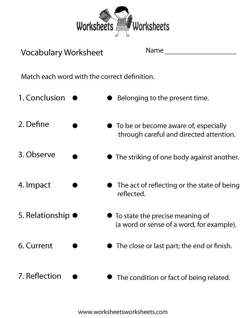 Worksheets Esl Vocabulary Worksheets worksheet worksheets worksheetswork twitter 0 replies retweets 1 like