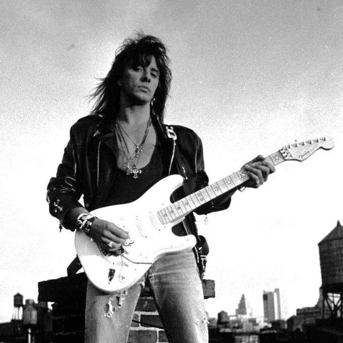 Happy birthday to guitarist, Richie Sambora!