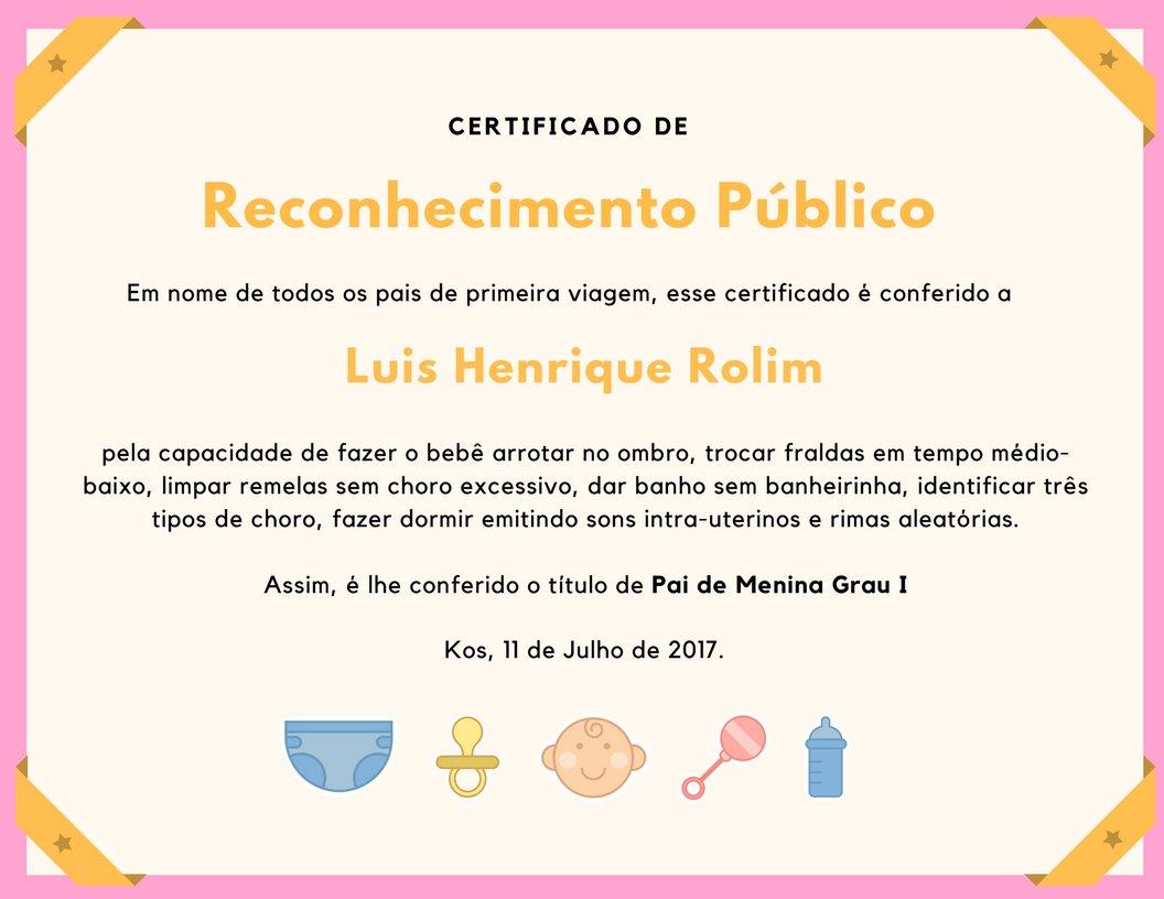 Frases Pai De Primeira Viagem: #institutodavida Hashtag On Twitter