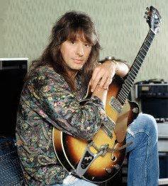 Happy birthday to one of my favorite guitarists , Richie Sambora :)