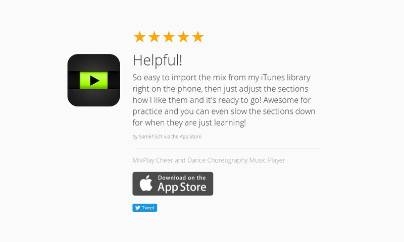 MixPlay App on Twitter: