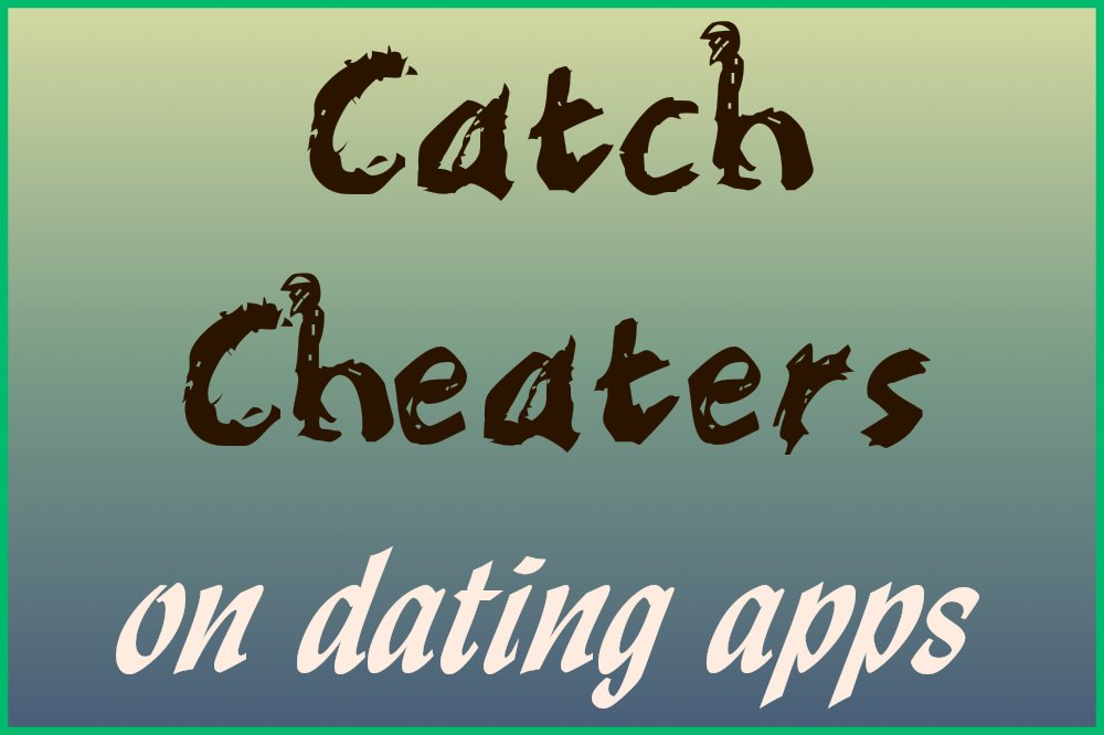 Cheaters dating