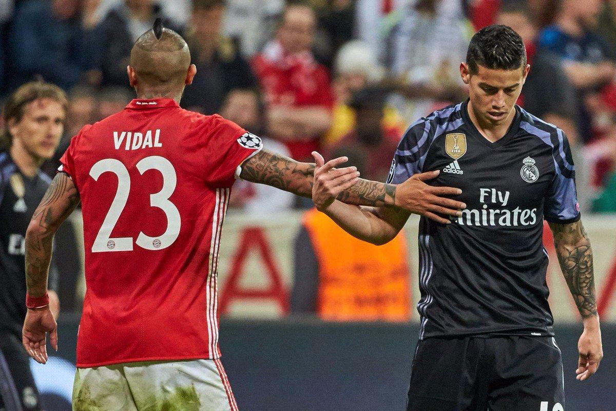 Bayern Monaco: James Rodriguez dal Real Madrid, Douglas Costa alla Juve