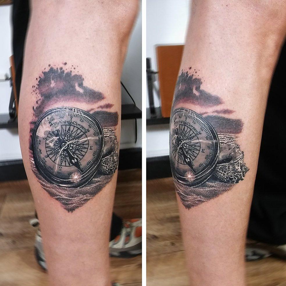 Martin Comoglio On Twitter Tattoo En La Pantorrilla De Daniel