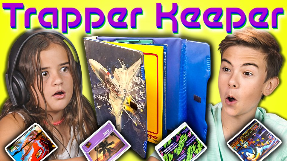 Fbe On Twitter What Do Kids Think About Trapper Keepers Find Out