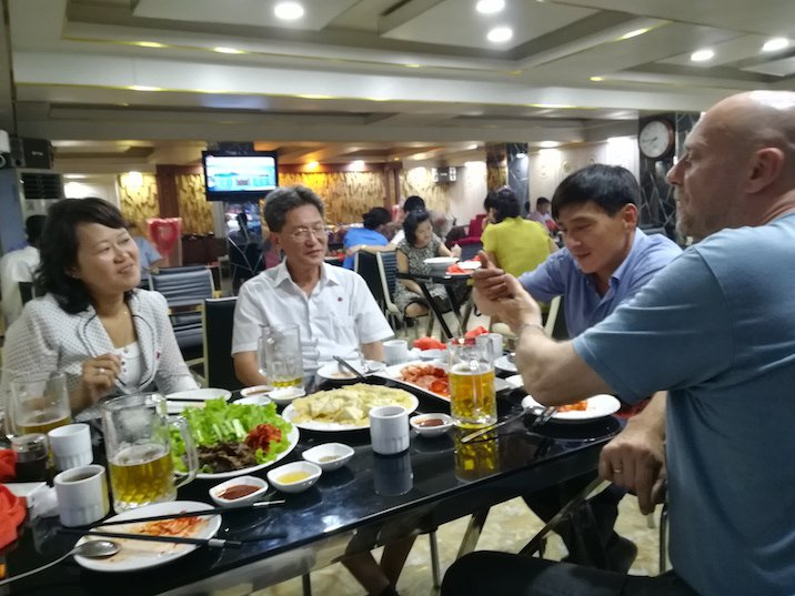 Sick of #holidays in Ibiza or St Tropez? Like #Soral, GO to #Pyongyang! #NorthKorea #alainsoral #holidays2017 #DPRK<br>http://pic.twitter.com/eEkAem1YjI