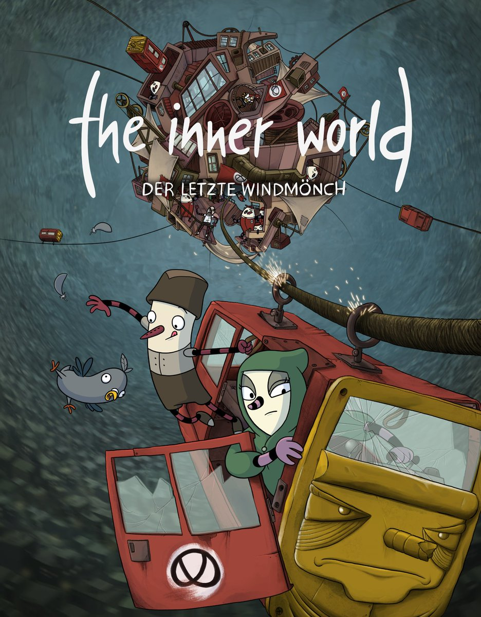 The Inner World The Last Wind Monk-Gog