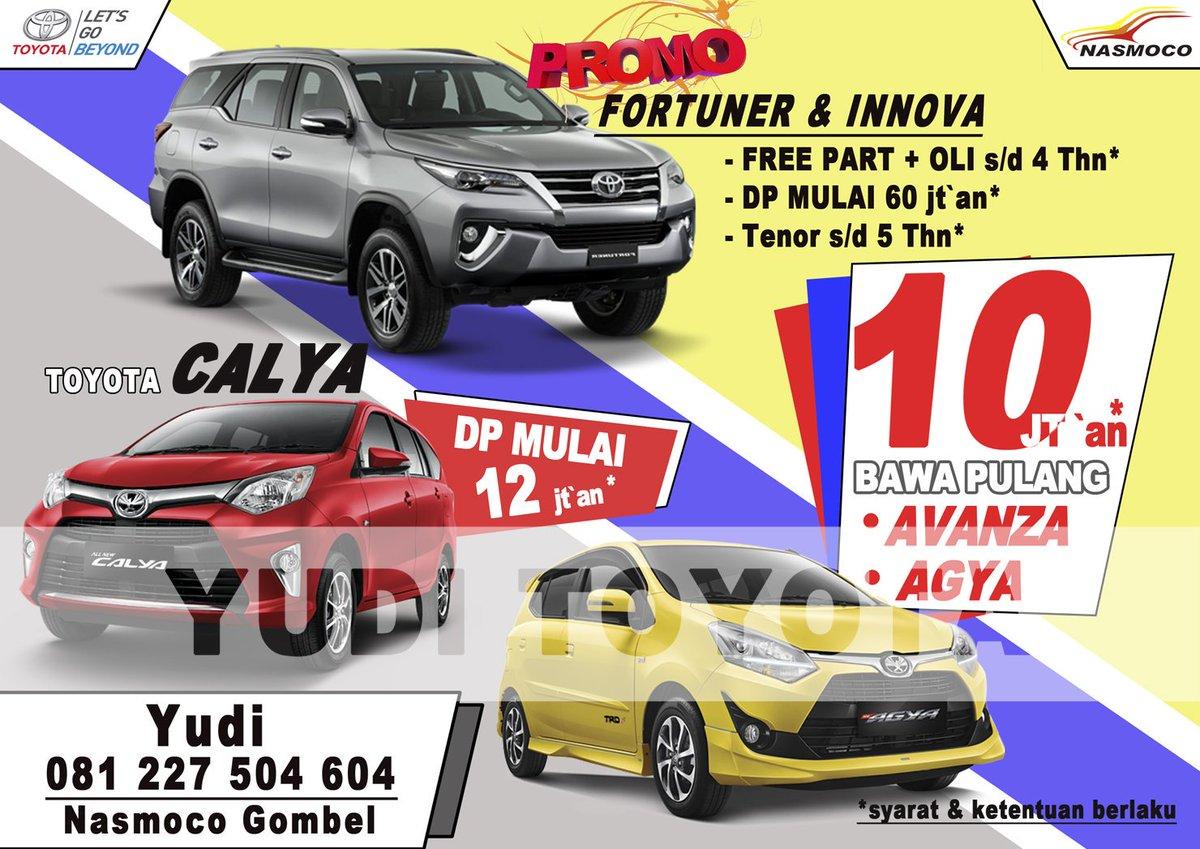 Yud86 On Twitter Promo Toyota July 2017 Nasmocogombel Semarang Jatengeng Nasmoco Toyotaconnect