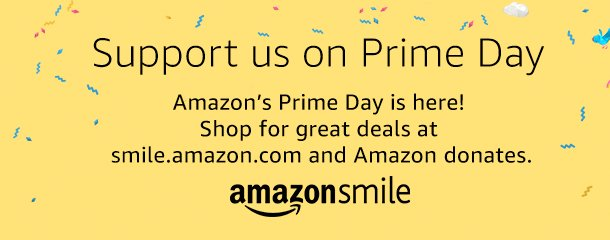 test Twitter Media - It's #PrimeDay! Show your giving nature & shopping skills by using https://t.co/oW59Z1keFg. Get great deals & support OHU! https://t.co/XzKWpASrGe