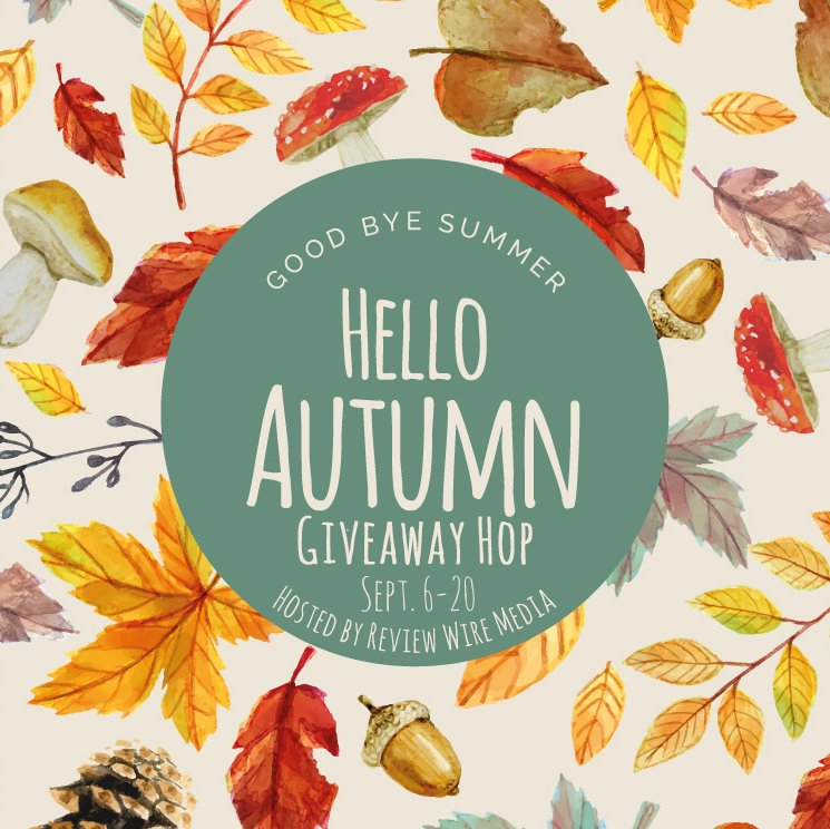 #BloggerOpp: Sign up for the #HelloAutumn Giveaway Hop before 9/4 @ReviewWireMedia!  http:// bit.ly/2v9aG39  &nbsp;   #bloggerswanted #Bloggers<br>http://pic.twitter.com/FUHpeMJYy0