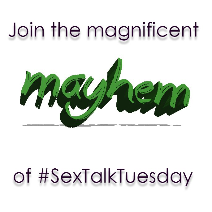 Yes dear followers and tagreaders it's time for some #magnificent #niche #fetishes on #SexTalkTuesday. Come join our #mayhem #talksex https://t.co/gHdM0NKqhC