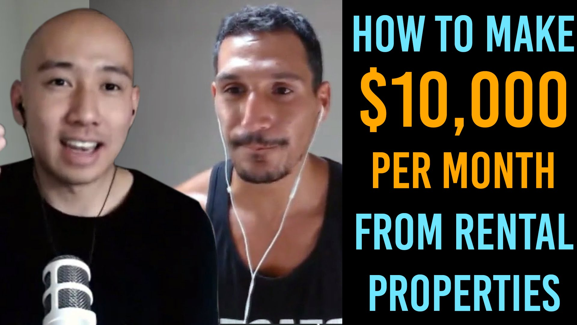 How I Make $10,000 /mo from Real Estate Investments