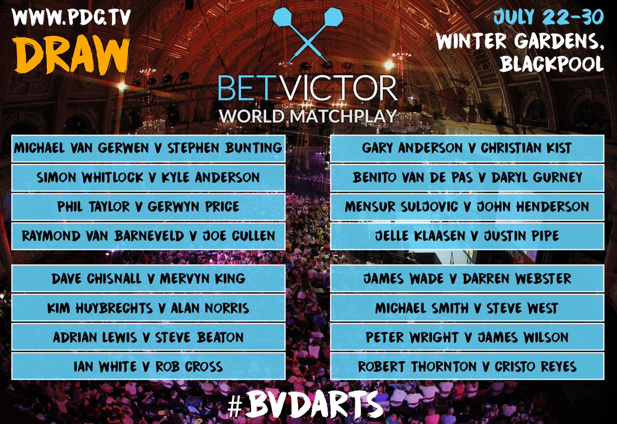 pdc darts on twitter