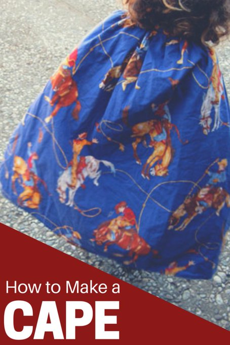 How to Make a Cape