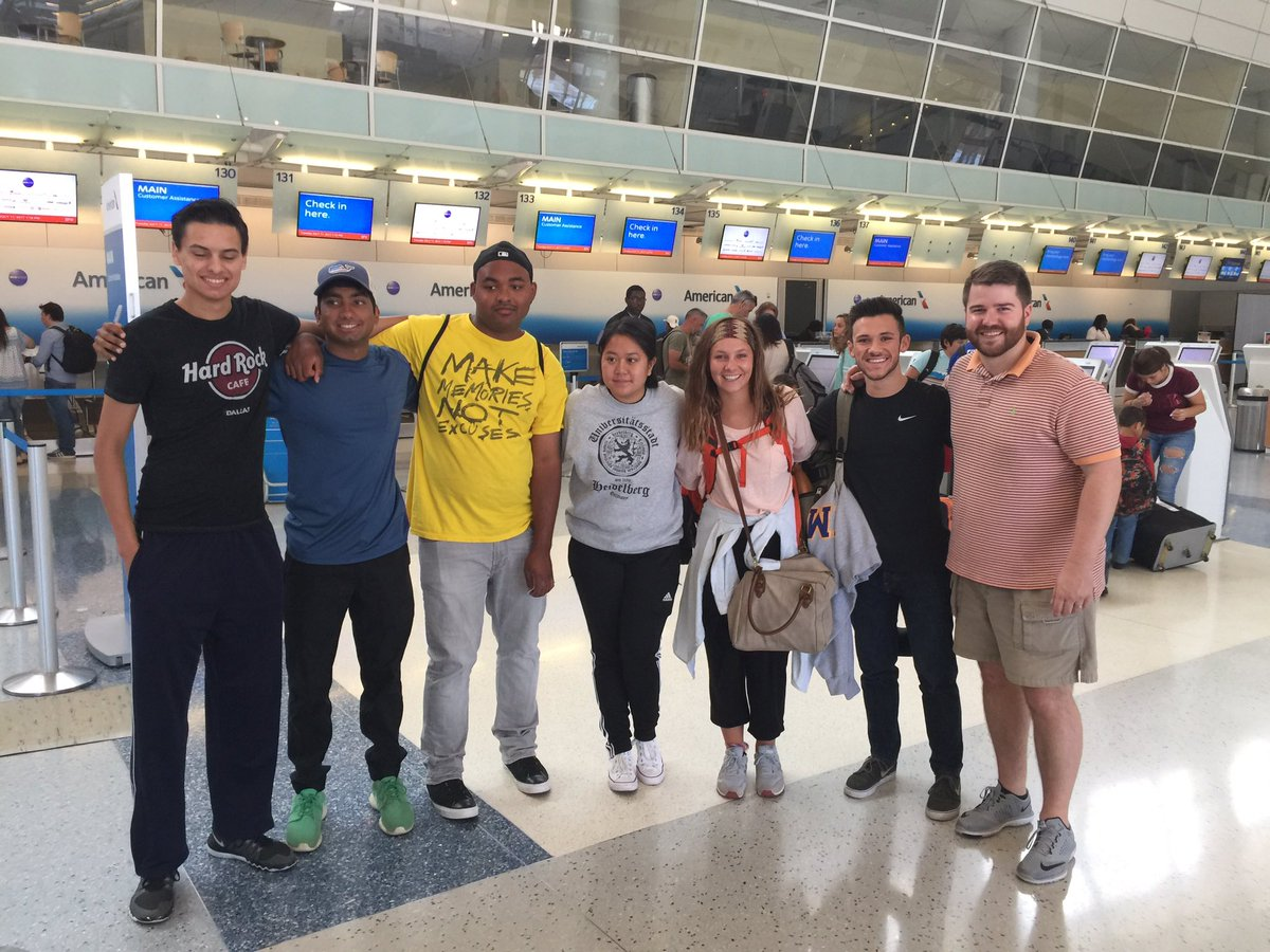 College ministry is off to England! Please pray for them in their quest to make Him famous and make Him known!