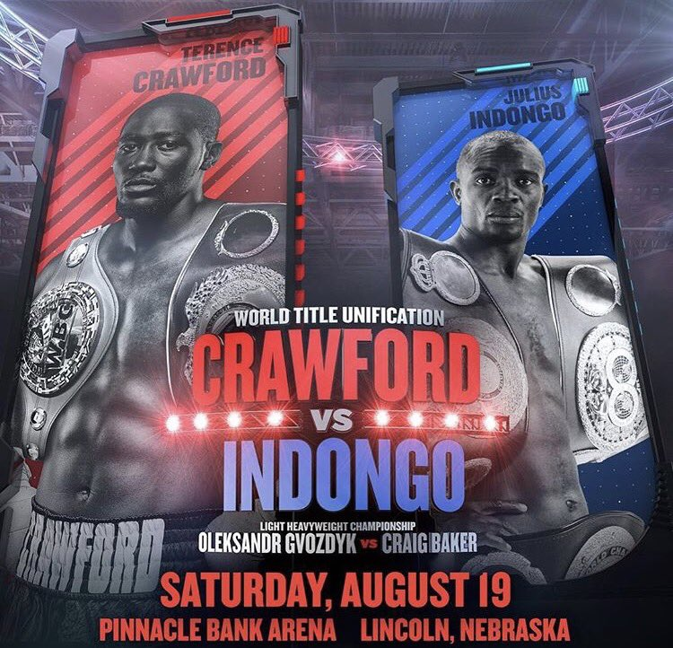 All the belts. The atmosphere in Lincoln will be incredible. #boxing https://t.co/v4NA2ELIGd