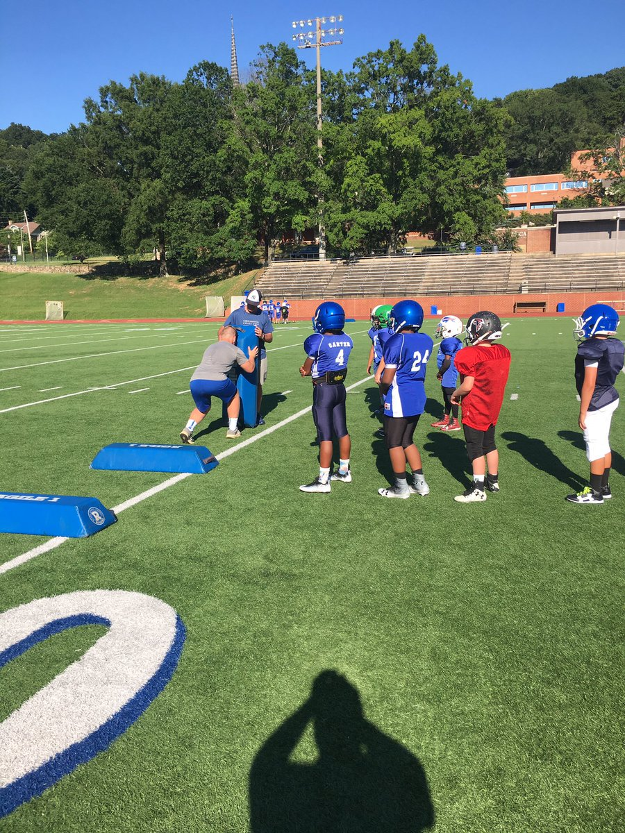 Mccallie Football On Twitter We Had A Great Padded Camp With Tons