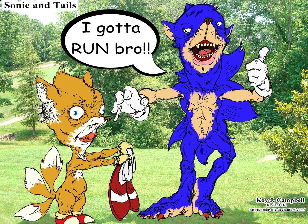 Bad Sonic Fan Art (@BadSonicFanArt)